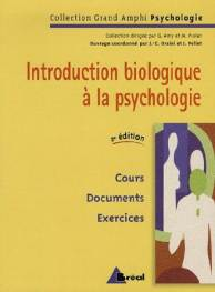 Introductionbiologiquealapsychologie